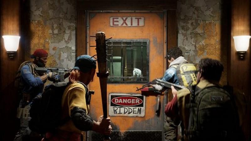 left 4 dead, left 4 dead 2, steamdb, back 4 blood, lượng người chơi cùng online