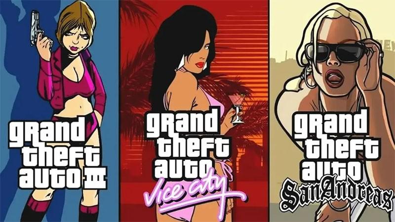 rockstar games, gta online, bộ ba gta, grand theft auto: the trilogy, the definitive edition, kỷ niệm 20 năm ra mắt gta 3
