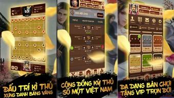 Tượng Kỳ - Game đấu cờ tướng tự hào trí tuệ Việt