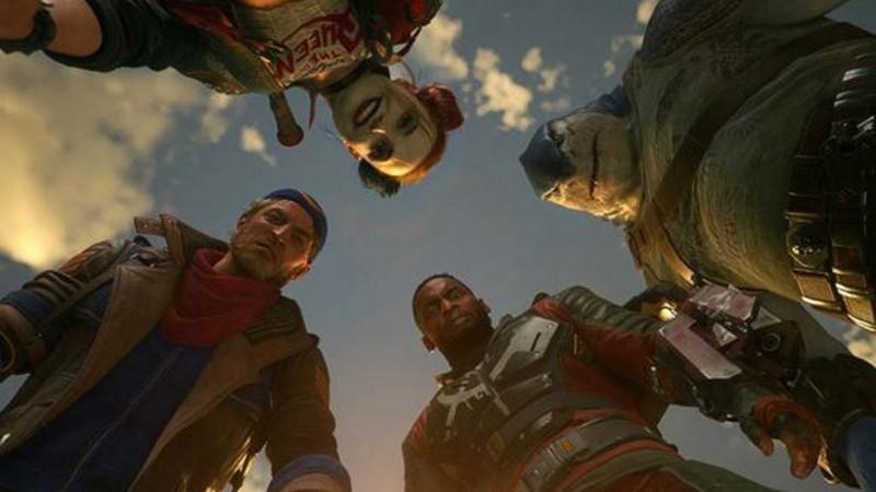 superman, wonder woman, suicide squad: kill the justice league, trailer mới, rocksteady studios